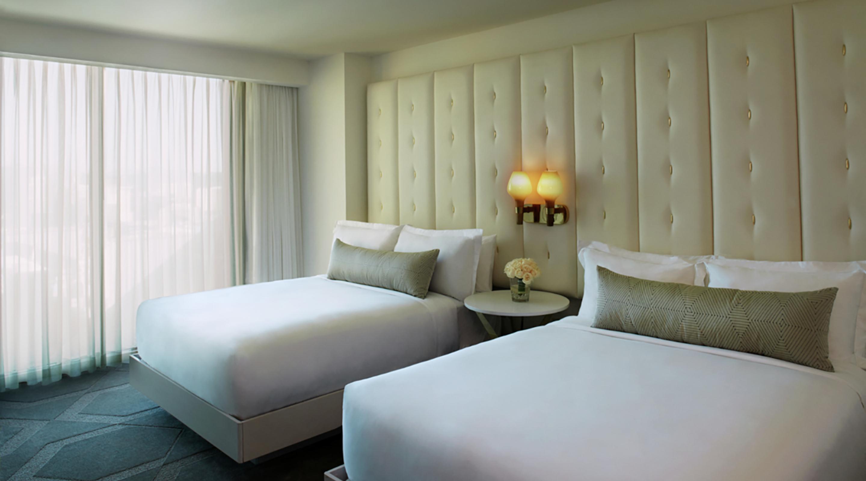 Four Seasons Las Vegas Floor Plan: Two Bedroom Suite