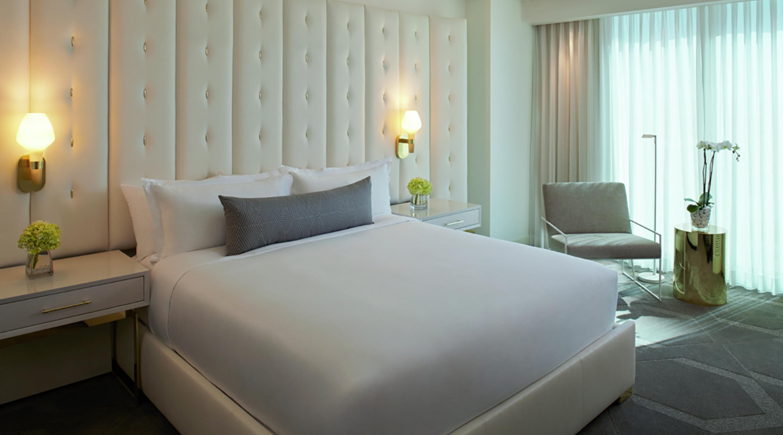 King Suite Delano Las Vegas