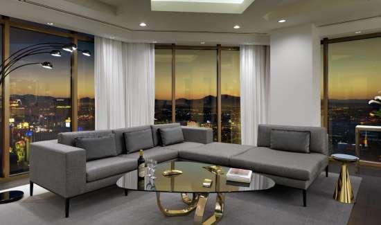 Delano home english - Delano las vegas two bedroom suite ...