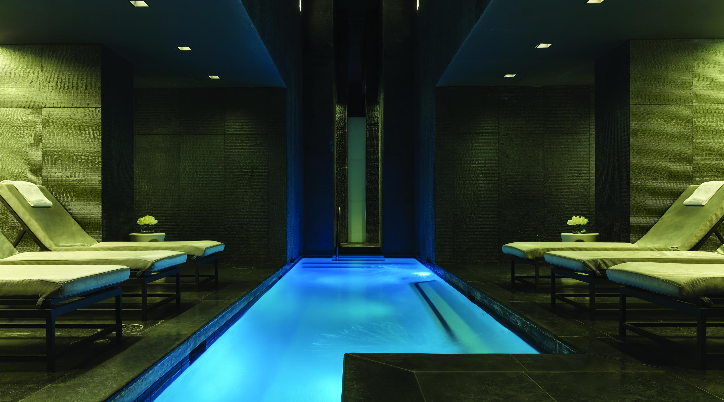 Bathhouse Spa Delano Las Vegas